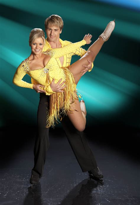 Dancing On Ice: injured Suzanne to quit?   News   Dancing