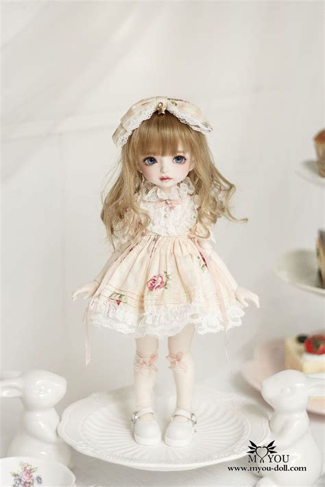 Doudou, 30cm MYOU Doll Girl - BJD Dolls, Accessories - Alice's Collections【2019