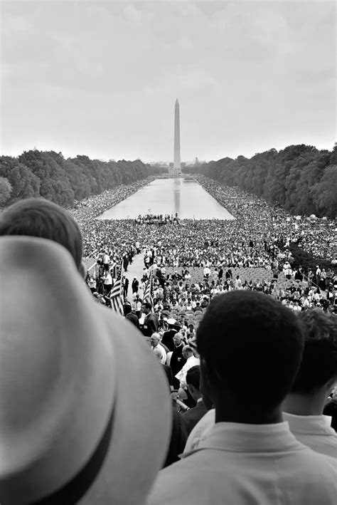 Martin Luther King Jr's 'I Have a Dream' Speech Turns 50