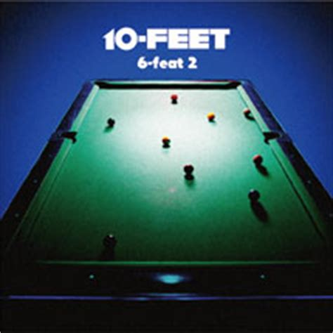 10-FEET 『6-feat 2』 『Re:6-feat』特集!! | 激ロック ラウドロック・ポータル