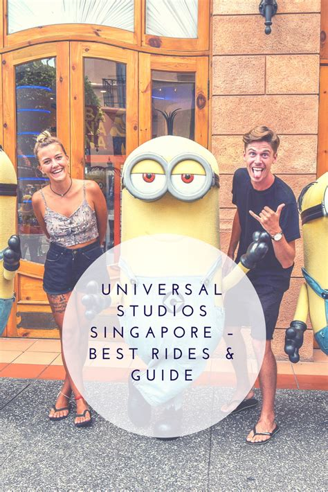 The 5 Best Universal Studios Singapore Rides + Complete Guide