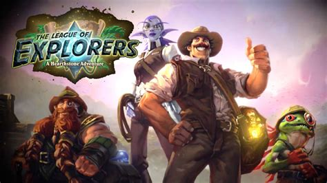 Hearthstone Expansion: League of Explorers Impact