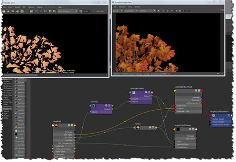 Rendering Paint Effects Trees in Arnold - Autodesk Community