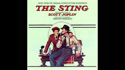 The Entertainer → Soundtrack from The Sting (Scott Joplin