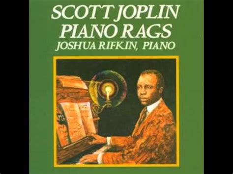 Scott Joplin - The Cascades, 1904 - Played by Joshua